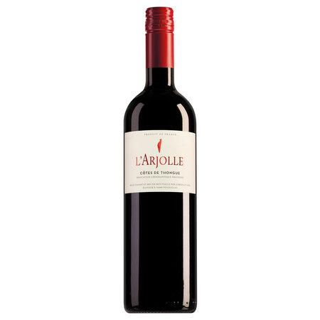 L'Arjolle Côtes de Thongue rot 2019