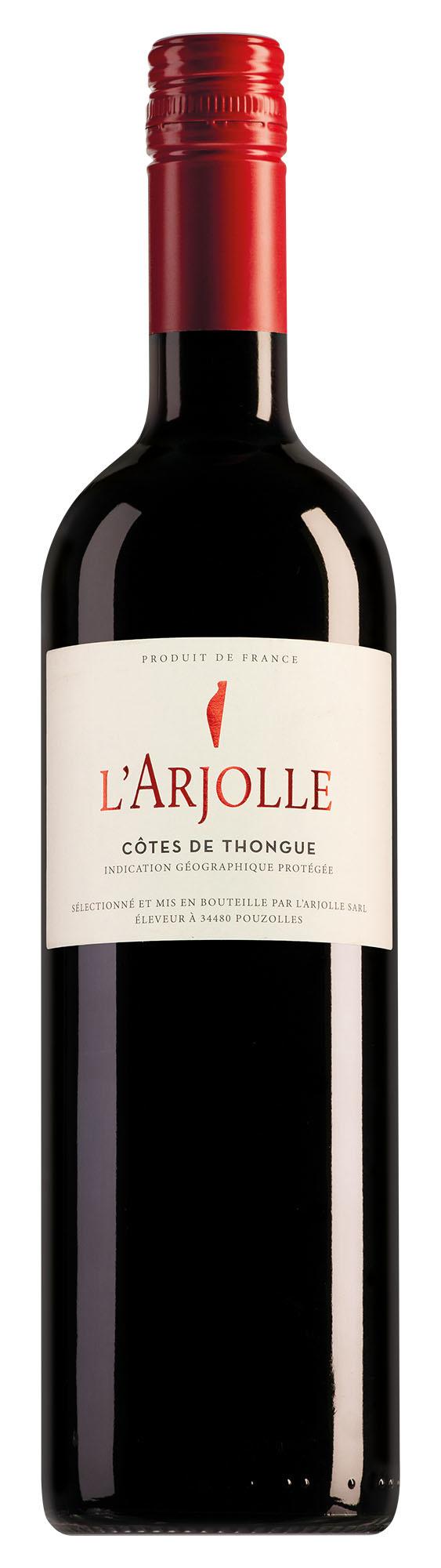 L'Arjolle Côtes de Thongue red 2019