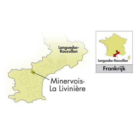 Schloss Cesseras Minervois La Livinière 2018