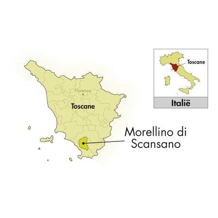 Tenuta Ghiaccio Forte Morellino di Scansano 2019