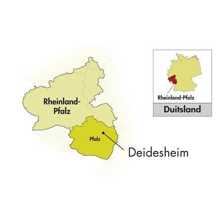 Reichsrat von Buhl Pfalz Knochentrockener Spätburgunder Rosé 2020