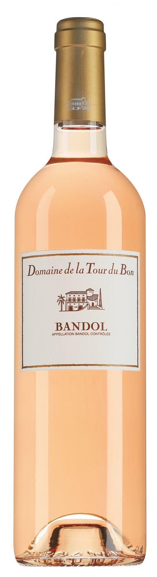 Domaine de la Tour du Bon Bandol rosé 2020