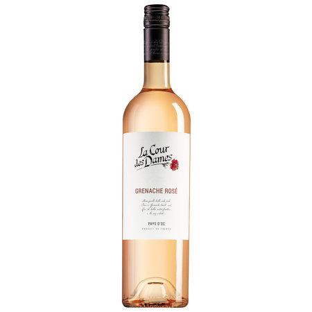 Badet-Clément La Cour des Dames Pays d'Oc Grenache rosé 2019