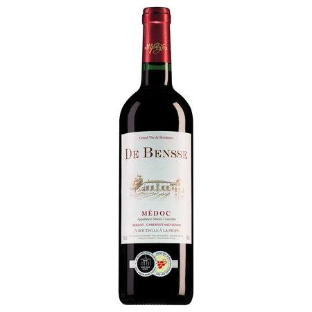 2014 The Bensse Médoc