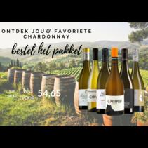 Chardonnay-Testpaket