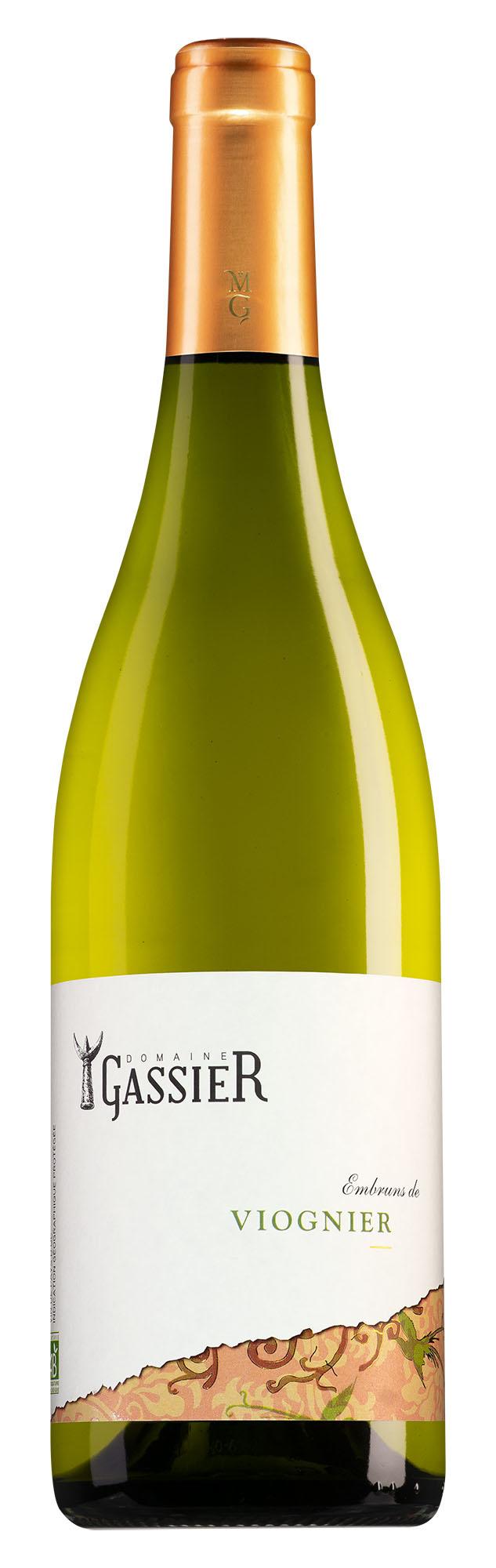 Michel Gassier Michel Gassier Vin de France Viognier 2020