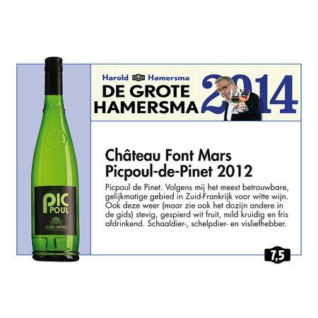 Domaine Font Mars Picpoul-de-Pinet 2020