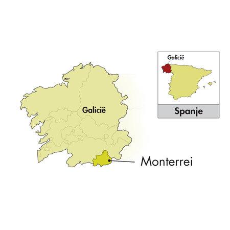 Pazo do Mar Monterrei Alma de Autor Godello 2020