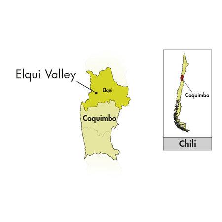 Viña Falernia Elqui Tal Carmenère Gran Reserva 2018