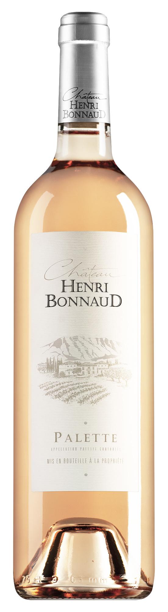 Château Henri Bonnaud Palette rosé 2020