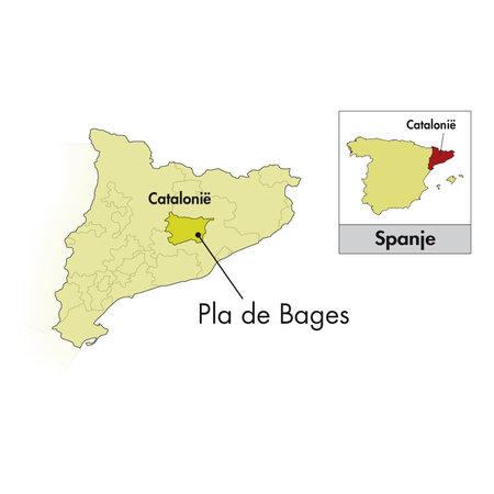 Montemar Catalunya Tempranillo Oak Aged 2019