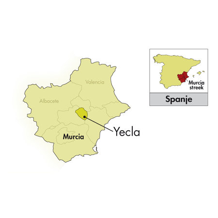 Bodegas Trenza Vino de España La Orphica Selección Tardia Monastrell