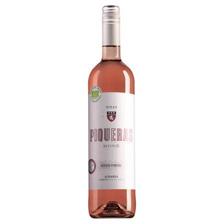 Bodegas Piqueras Almansa Rosé Label 2020