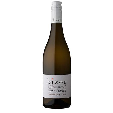 Bizoe Wines Crossroad Semillon 2019