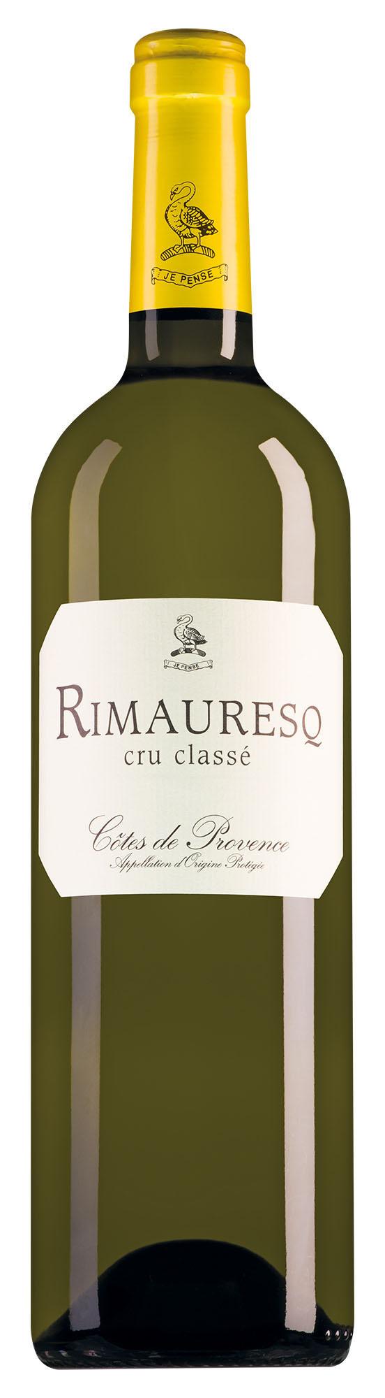 Domaine de Rimauresq Côtes de Provence Cru Classé Blanc 2020