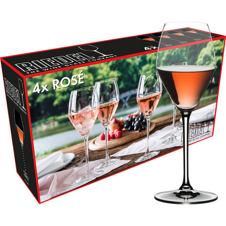 Riedel Extreme Rosé-Champagne wine glass (set of 4 for € 44.00)