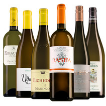Proefpakket luxe witte wijnen