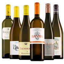 Tasting package luxury white wines