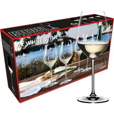 Riedel Extreme white Wine set (per set of 4 glasses)