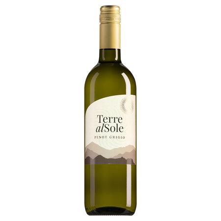 Terre Al Sole Salento Pinot Grigio Bianco 2019