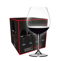 Riedel Vivant Pinot Noir Glas pro 4er Set