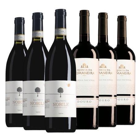 Proefpakket bijzondere wijnen