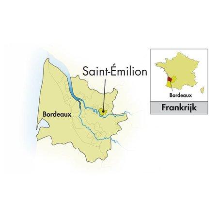 Chateau Gaillard Saint-Emilion Grand Cru magnum 2017