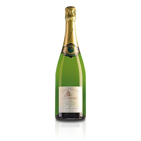 De Sousa & Fils Der Sousa Champagner Grand Cru Blanc de Blancs R̩eserve Brut