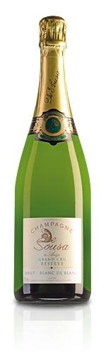 De Sousa & Fils The Sousa Champagne Grand Cru Blanc de Blancs R̩eserve Brut