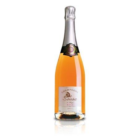 De Sousa & Fils Die Sousa Champagner Tradition Brut ros̩