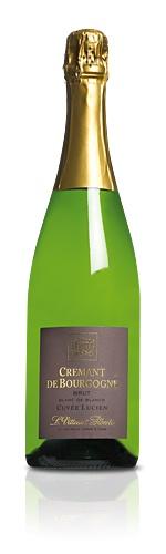 Vitteaut-Alberti Cr̩emant de Bourgogne Cuv̩e Lucien Brut