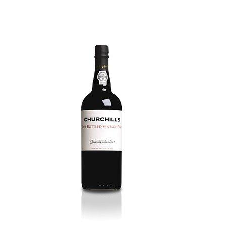 2015 Churchill's Late Bottled Vintage Port