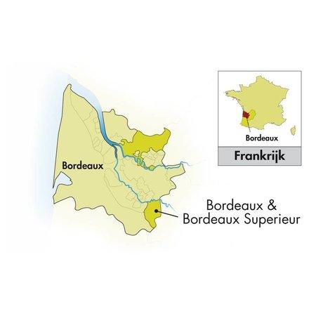 2016 Château Sainte Barbe Bordeaux Superior