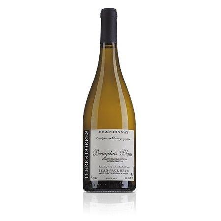 Jean-Paul Brun Terres Dorées Beaujolais Blanc Vinification Bourguignonne 2019