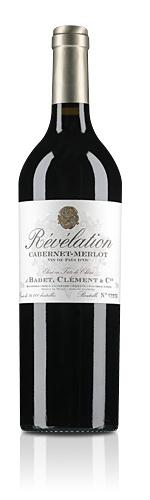 Badet-Clément Révélation Pays d'Oc Cabernet-Merlot 2019
