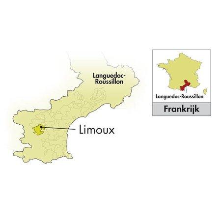 2015 Les Bénédictins Limoux red