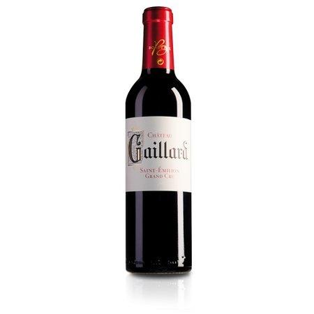 2015 Château Gaillard Saint Emilion Grand Cru halbe Flasche