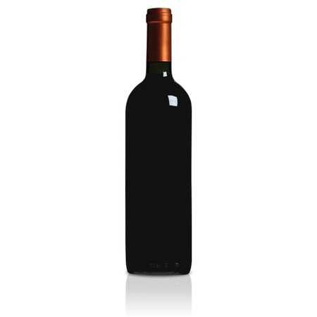 Cantine Due Palme Negroamaro del Salento Domiziano without front label and with cork 2019