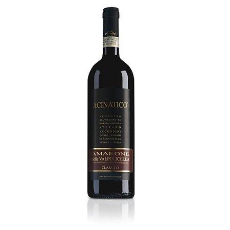 Stefano Accordini 2013 Stefano Accordini Amarone della Valpolicella Classico halbe Flasche