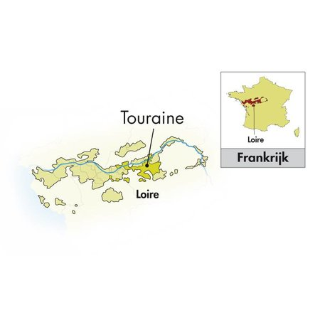 2018 Domaine du Fraisse Touraine Sauvignon Blanc