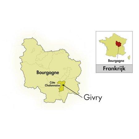 Domaine Besson Givry Bois Gautiers 1er cru 2018