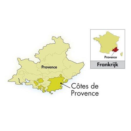 2018 Olivier Sumeire Côtes de Provence Cabaret rosé