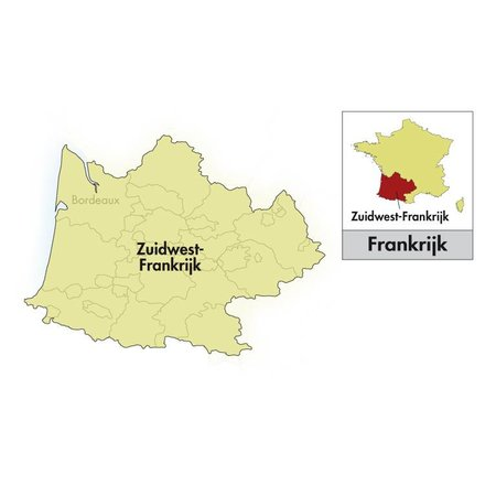 2018 Domaine de la Jaubertie Chardonnay