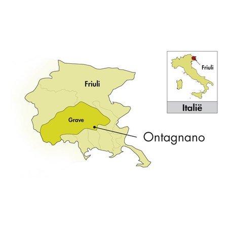 Di lenardo Di Lenardo Weinberge Venezia Giulia Vaters Augen Chardonnay 2020