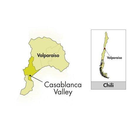 Viña Peñablanca Azucena Küsten-Chardonnay 2018