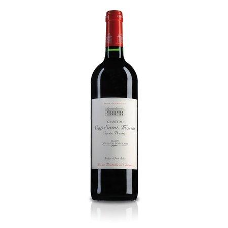 Château Cap Saint Martin Blaye Côtes de Bordeaux Cuvée Prestige 2018
