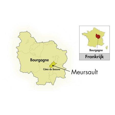2018 Domaine Vincent Bouzereau Meursault