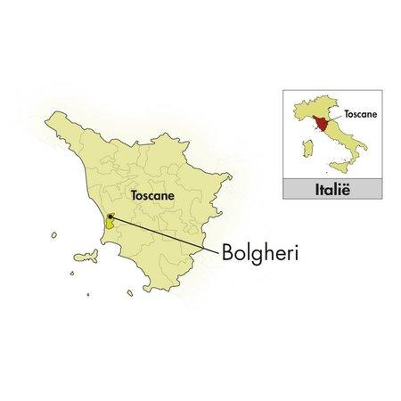 2017 Campo alla Sughera Bolgheri Bianco Achenio