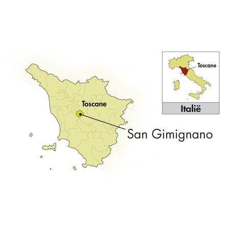 Panizzi Vernaccia di San Gimignano Vigna Santa Margherita 2018