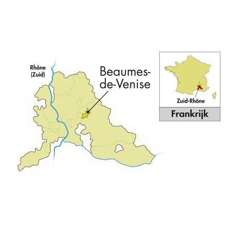 2018 Domaine de Beaumalric Muscat de Beaumes de Venise